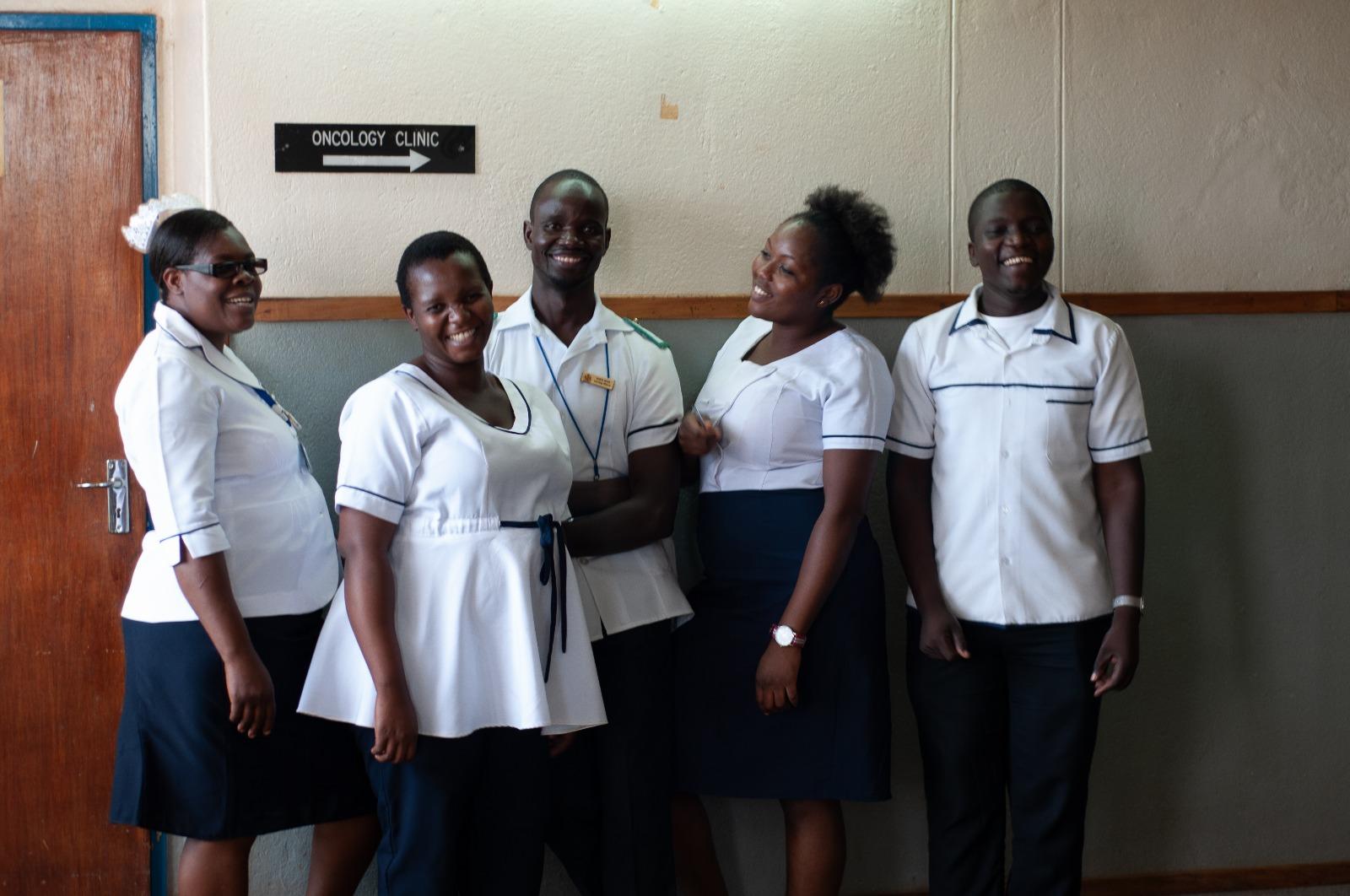 UNC Cancer Nurses