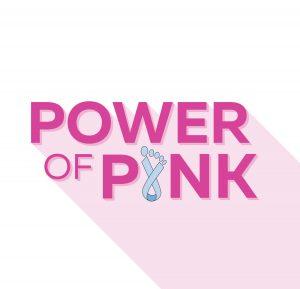 Power of Pink logo