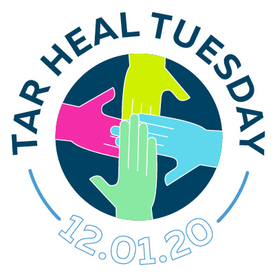 Tar Heal Tuesday, December 1, 2020